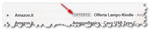etichetta gmail