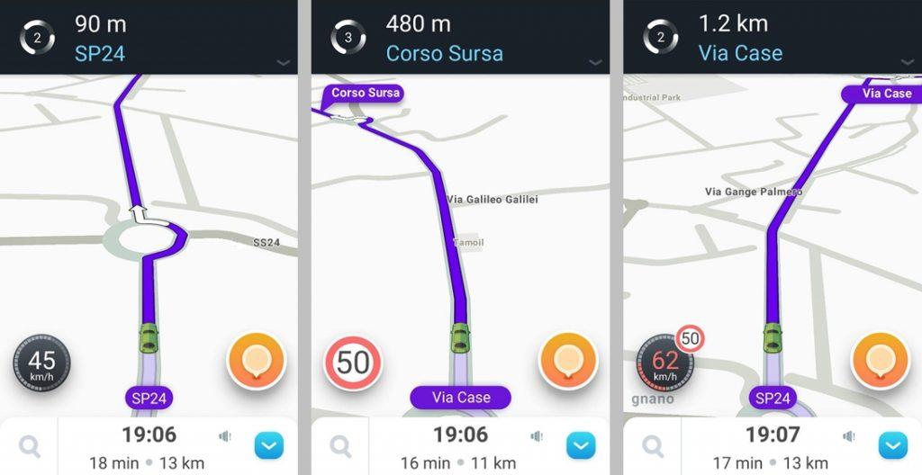 Navigatore per auto: Waze vs Google Maps • Guide